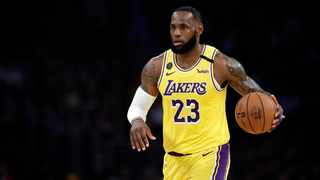Los Angeles Lakers and LeBron James are back in action. Marcio Jose Sanchez/AP