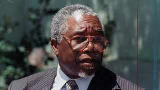 Former IFP chairperson Dr Frank Mdlalose has died of Covid-19. File picture: African News Agency (ANA) Archives
