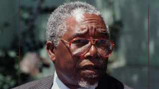 The IFP, which Mdlalose was a founding member of, announced his death on Sunday. Picture: Supplied