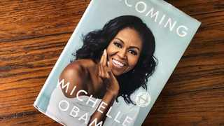 One of the Mothers Day reads is Michelle Obama's Becoming. Picture: File