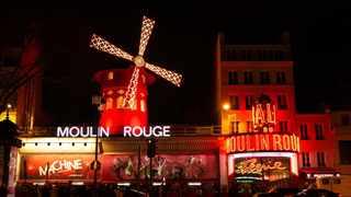 Moulin Rouge is the story of a penniless writer who falls in love with a hopeful actress. Picture: Supplied.