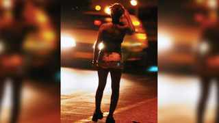 Prostitutes were Chiredzi's only real residents at the time. File picture: Leon Muller