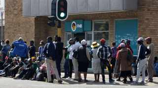 The grant has been paid to unemployed people for the past six months as part of a R500 billion economic and social support package. Picture: Bongani Mbatha/African News Agency(ANA)
