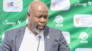 There will be greater clarity about the future of suspended Cricket South Africa chief executive Thabang Moroe by the end of the week when the first part of a report from a team of independent forensic auditors will be handed over to the organisations Members' Council. Photo: BackpagePix