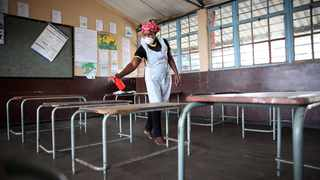 Four schools in the Calvinia are have been temporarily closed after 36 Covid-19 cases were detected. File image. Picture: Motshwari Mofokeng/African News Agency(ANA)