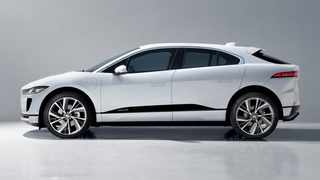 Jaguar I-Pace, current AutoTrader South African Car of the Year.