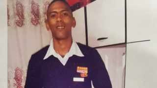 Randall Peters had four children and worked at a liquor shop in Lansdowne, Cape Town. Picture: Supplied