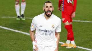 Real Madrid and former French forward Karim Benzema is to face a criminal trial for his attempt to blackmail former international team-mate Mathieu Valbuena with a sex tape. Photo: Susana Vera/Reuters