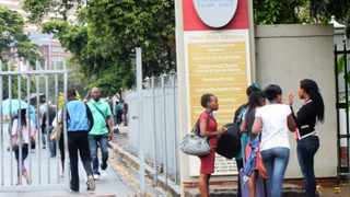 The Durban University of Technology (DUT) has suspended in person lectures after the majority of its students did not turn up for lectures at its campus out of fear of contracting Covid-19