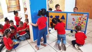 An early childhood development centre. A report highlights the importance of the this sector post Covid-19. Picture: supplied