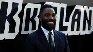 Cast member John David Washington poses at the premiere for 'BlacKkKlansman' in Beverly Hills, California, U.S., August 8, 2018. Picture: Reuters/Mario Anzuoni