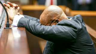 Former president Jacob Zuma appears in the Pietermaritzburg High Court on Friday morning for his corruption, fraud, racketeering and money-laundering case. PHOTOS: Leon Lestrade/ African News Agency (ANA)
