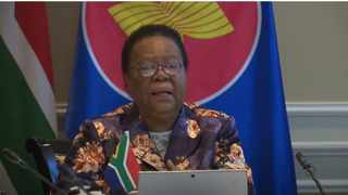 Minister of International Relations and Co-operation Naledi Pandor. Picture: Supplied
