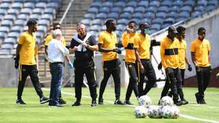Orlando Pirates and nemesis Kaizer Chiefs are both vowing they'll adopt an offensive approach in the return leg this afternoon. Photo: Sydney Mahlangu/BackpagePix