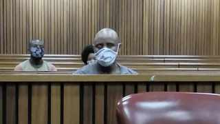 Angelo Mulambo in court. Picture: Supplied