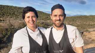 Kwandwe has been praised for its superb dining experience under the leadership of Executive Chefs and husband and wife duo Jaco and Mandi Hough. Picture: Supplied.