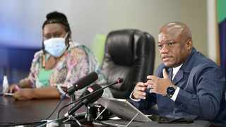 KwaZulu-Natal Premier Sihle Zikalala is hopeful that they will hit their target of vaccinating at least 2.9 million people by October 2021. Picture: GCIS