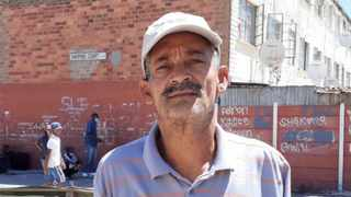 Quinton Muller, 55, can't hear or speak. Picture: Supplied