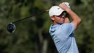 Rory McIlroy and Patrick Cantlay were tied for the lead at one-under par after the second round of the BMW Championship on Friday as the Olympia Fields Country Club continued to torment the world's best golfers. Picture: Charles Rex Arbogast