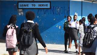 Education activist Hendrick Makaneta says bullying at schools is exacerbated by teachers' failure to observe the duty of care. Photograph : Phando Jikelo/African News Agency (ANA)