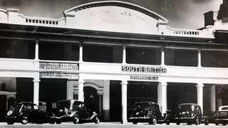 The South British Building at 343 Smith Street in 1930.