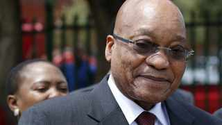 South African President Jacob Zuma. File picture: Siphiwe Sibeko, Reuters