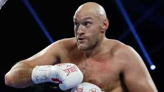 British heavyweight Tyson Fury wants to deliver a knockout finish in his rematch with American Deontay Wilder when they fight again for Wilder's WBC world title on February 22 at the MGM Grand Arena in Las Vegas. Photo: John Locher/AP Photo
