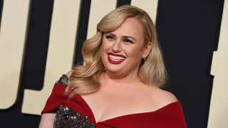Actress Rebel Wilson. Picture: AP