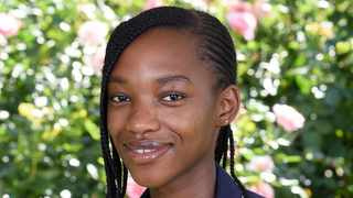 Merveille Nkamba of Roedean School bagged five distinctions in Dramatic Arts, English Home Language, French, History and Life Orientation. Picture: Supplied.