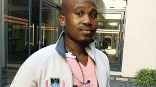 Khanyisa Pinda, 26, was a first-year medical student when he was diagnosed with dilated cardiomyopathy. Picture: Supplied.