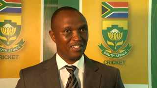 Proteas women coach Hilton Moreeng. Photo: File