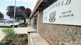 Heathfield High School in Cape Town