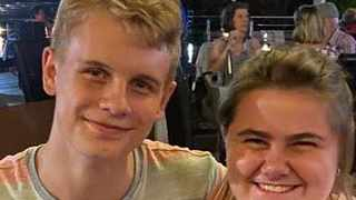 Gerhard Burger and Lienke Spies relax after not having to do matric rewrites. They were among the learners to take on the education authorities and win. Picture: Supplied