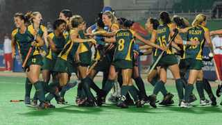 The South African women's hockey team have a new coach. Photo: