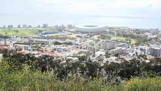 The Atlantic Seaboard from Signal Hill. Geophysicists warn that a major seismic event could strike Cape Town in the future. Picture: Henk Kruger African News Agency (ANA).