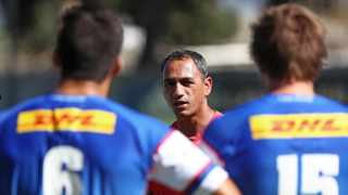 Paul Treu during his time as an assistant coach of the Stormers. Picture: Chris Ricco/BackpagePix
