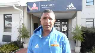 FILE - Stormers assistant coach Labeeb Levy. Photo: screenshot from YouTube