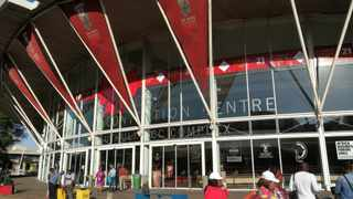 The 9th South African Aids Conference is being held at the Inkosi Albert Luthuli International Convention Centre in Durban. PHOTO: ANA Reporter