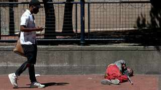 The City of Cape Town, yours, ours, everybody's is filled with space, yet most people won't stop to think how much of that space is designed to control them. Picture: Leon Lestrade/African News Agency/ANA.
