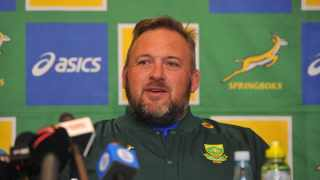 England forwards coach Matt Proudfoot says head coach Eddie Jones is going to great lengths to boost the personal development of his coaching staff during the rugby season's Covid-19 enforced break.. Photo: Sydney Mahlangu/BackpagePix
