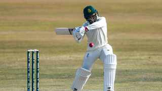 Dean Elgar and Temba Bavuma (pictured) have only been captains for a few days, haven't flipped a coin or fronted a team photo, but already they're offering the Proteas men's team some direction. Photo: Aamier Qureshi/AFP