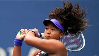 Japan's Naomi Osaka has withdrawn from the upcoming French Open with a hamstring injury, she said on Thursday. Picture: Seth Wenig/AP