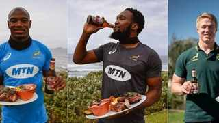 On Saturday, Siv Ngesi will be putting three Springboks through their paces. Picture: Supplied