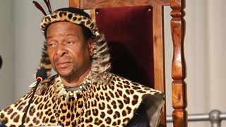 Majesty King Goodwill Zwelithini. Picture: Motshwari Mofokeng African News Agency(ANA) Archives