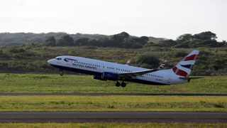 British Airways (operated by Comair) will reopen bookings for flights between Johannesburg and Victoria Falls from May. Picture: Bongani Mbatha/African News Agency(ANA)