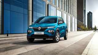 A file picture of a Renault Kwid. A woman says she had problems with the car from when she bought but the maker and car dealership successfully appealed against a high court judgment in her favour.