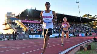 Caster Semenya File picture: Ryan Wilkisky/BackpagePix
