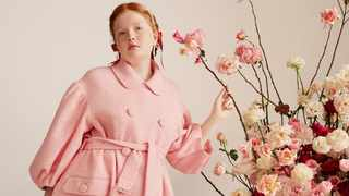 The new Simone Rocha x H&M is a full wardrobe for the family. Picture: Supplied.