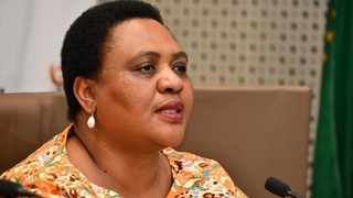 Minister of Agriculture, Land Reform and Rural Development Thoko Didiza File photo:GCIS