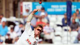 Simon Harmer said he would be negotiating with Essex to represent them as an overseas player. Picture: Adam Davy/PA Wire via Reuters